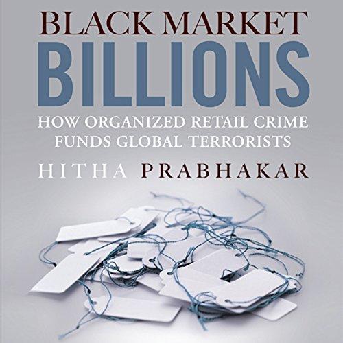 Black Market Billions audiobook cover art