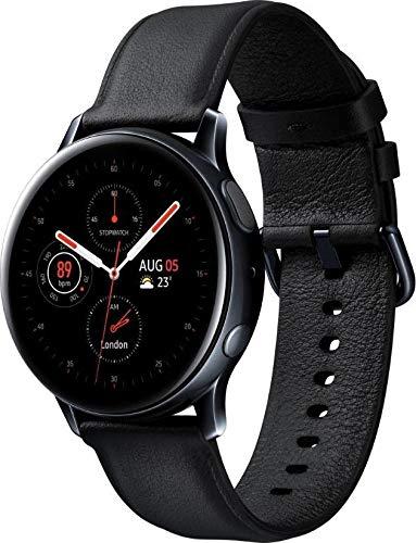 Galaxy Watch Active 2, Black, SM-R830, SmartWatch, 40mm, Stainless , Bluetooth
