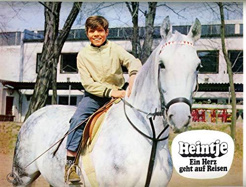 Heintje - Ein Herz geht auf Reisen - 24 Aushangfotos/Lobbycards A4 24x30cm - C2
