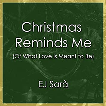 Christmas Reminds Me (Of What Love Is Meant to Be)