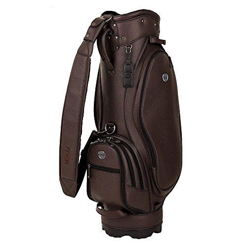 Review Of PRGR EGCB-17 Cart Bag Brown