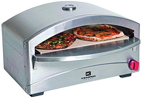 Kemper Four A Pizza INOX A GAZ REF 90655