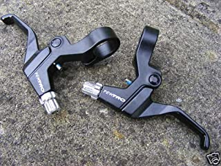 Tektro RM4 Alloy Brake Levers (Pair) Black (Free UK Postage)