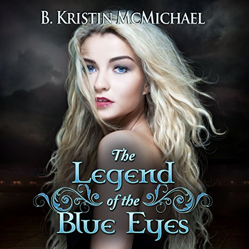 The Legend of the Blue Eyes audiobook cover art