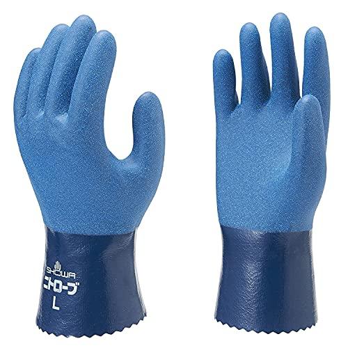 ショーワグローブ/SHOWA/ニトリルゴム手袋 ニトローブ [10双入]/品番:No.750 サイズ:S