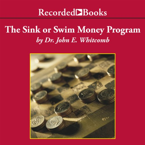 The Sink or Swim Money Program audiobook cover art