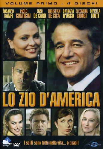 Lo Zio DAmerica - Volume 01. Serie completa (4 Dvd)