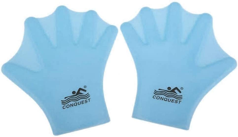 Webbed Gloves Swimming Paddles Aquatic Finger Full Max 86% OFF OFFicial mail order
