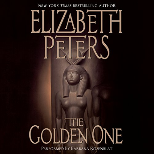 The Golden One audiobook cover art