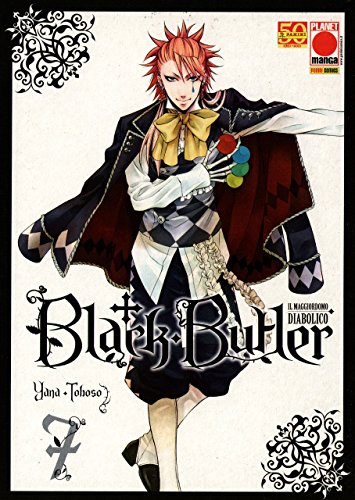 Black Butler. Il maggiordomo diabolico: 7