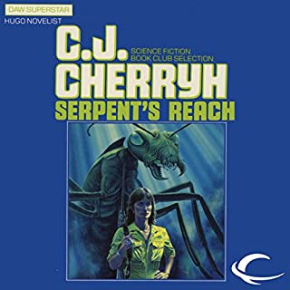 Serpent's Reach cover art