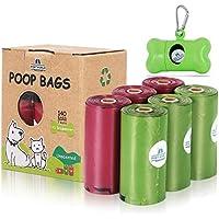 140-Count Portworld Biodegradable Dog Poop Bags
