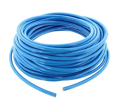 Polyurethanleitung H07BQ-F 3G 2,5mm² blau 25 Meter Ring PUR Panzerkabel