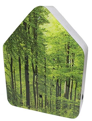 Zwitcherbox Original ZWITSCHERBOX mit Motivdruck Wald - (zb-uv-for)