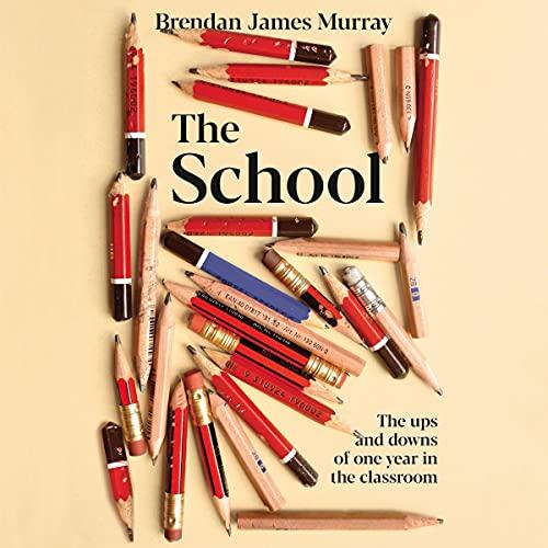 The School cover art