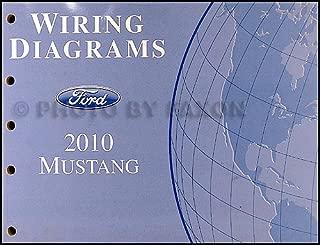2010 Ford Mustang Wiring Diagram