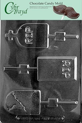 OFFicial mail order ASSORTED SIZE HEADSTONES Max 72% OFF chocolate mold candy