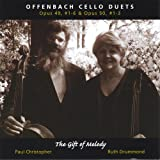 Offenbach Cello Duets Op.49, #1-6 & Op.50, #1-3-The Gift of Melody