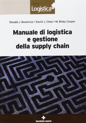 Manuale di logistica e gestione della supply chain