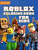 ROBLOX Coloring Book For Kids: Great Practice Art Work Collectibles Hobbies Boys Girls Ages 4-8 5-7 8-12 Young Toddlers Older Children Tween Teenagers ... Best Gift Ideas 2021 (Kids Coloring Art)