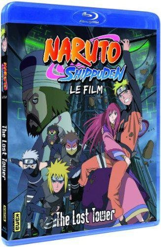 Naruto Shippuden - Le film : The Lost Tower Francia DVD ...