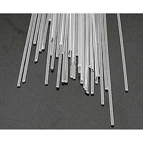 """Plastruct AR-2H Clear Rod,1/16"""" (40)"""