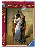 Ravensburger - 1,000 Pieces Jigsaw Puzzle - Francesco Hayez : The Kiss by Ravensburger
