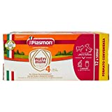 Plasmon Nutri-Mune 4 Latte di Crescita, 12 x 500ml