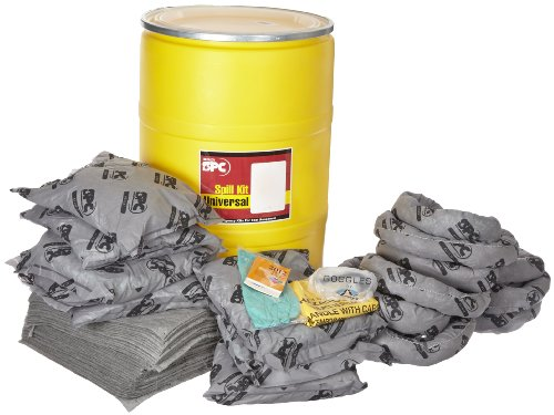 Brady SPC Lab Pack Oil Only Spill Kit