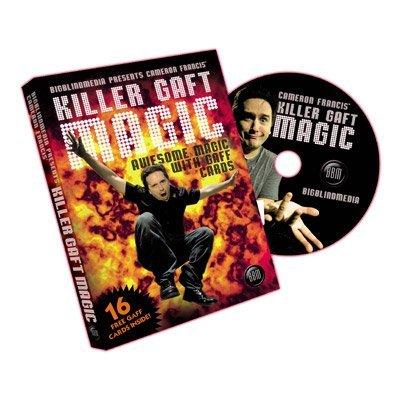 Killer Gaft Magic by Cameron Francis and Big Blind Media - DVD