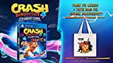 Crash Bandicoot 4: It's about time + Tote bag (PS4)