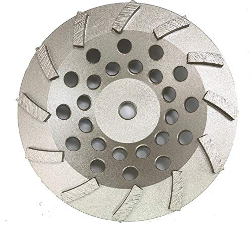 Diamond Cup Wheels Turbo Fast Grinding Threaded for Concrete (7