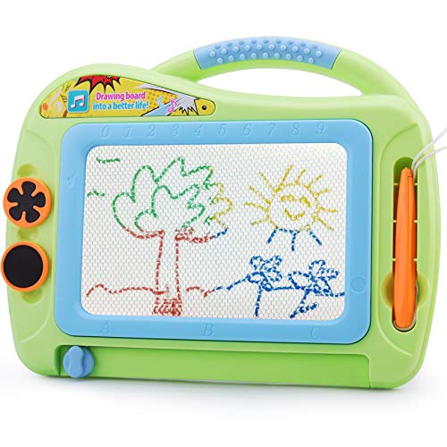 Product Image of the Magnetic Doodle Board for Toddlers