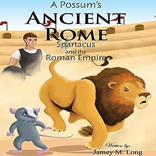 A Possum's Ancient Rome cover art