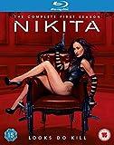 Nikita_(TV_Series) [Reino Unido] [Blu-ray]