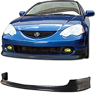 Type R Style Front Bumper Lip For Acura RSX 2002-2004
