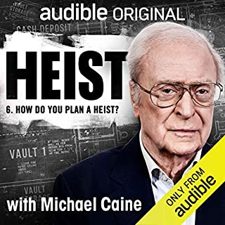 Ep. 6: How Do You Plan a Heist? cover art