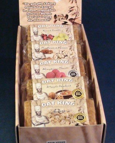 OAT KING Mix-Box (Vegan) 10x95g