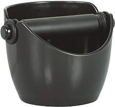 Avanti Knock Box Compact Knock Box, Black, 15100