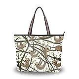 DXG1 - Bolso de tela para mujer Color-1 17.72'x5.12'x13'/45x13x33 cm