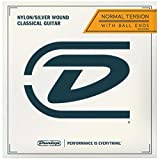 Dunlop DCV100NB Performance Normal Tension Ball End Nylon/Silver Classical Acoustic Guitar Strings 6-Strings Set