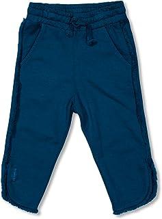 Calça Cocar Azul Escuro Green - Infantil Menina