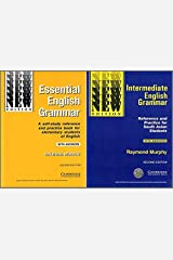 Cambridge Essential + Intermediate English Grammar (Set of 2 Books with Answers) Paperback