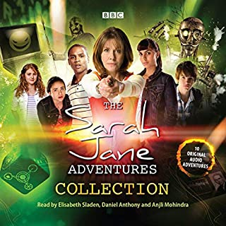 The Sarah Jane Adventures Audio Collection cover art