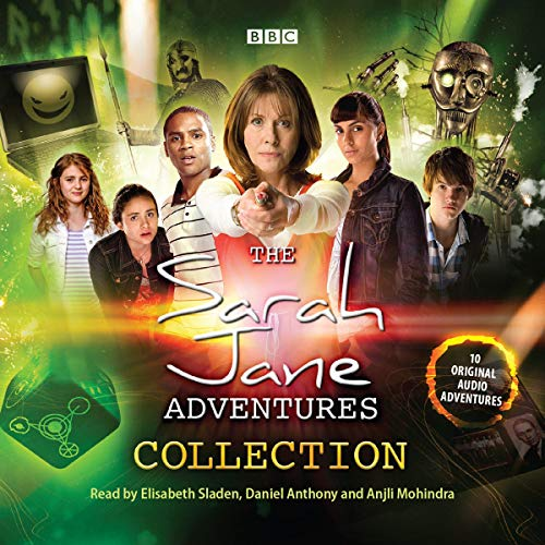 The Sarah Jane Adventures Audio Collection audiobook cover art