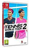 TENNIS WORLD TOUR 2 SWITCH - Import UK