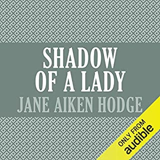 Shadow of a Lady audiobook cover art