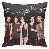yanting One-Direction-Harry Throw Pillow Covers Fodere per Cuscini Decorazioni Federa Diva...