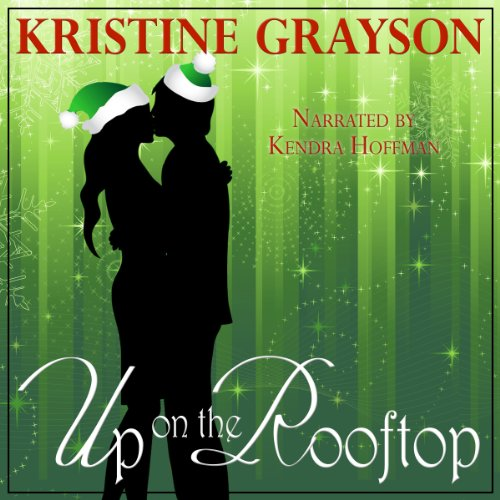 Up on the Rooftop audiobook cover art