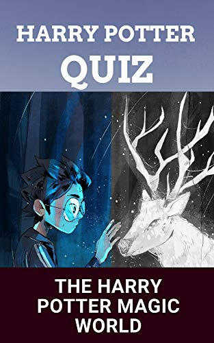 THE HARRY POTTER MAGIC WORLD: CHRISTMAS HARRY POTTER QUIZ BOOK -THE SECRETS AND POWERFUL DESTINY FOR KIDS, TEENAGERS, ADULTS WHO KEEN ON HP
